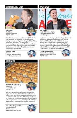 2020 Winner's Results Magazine Quarter Page