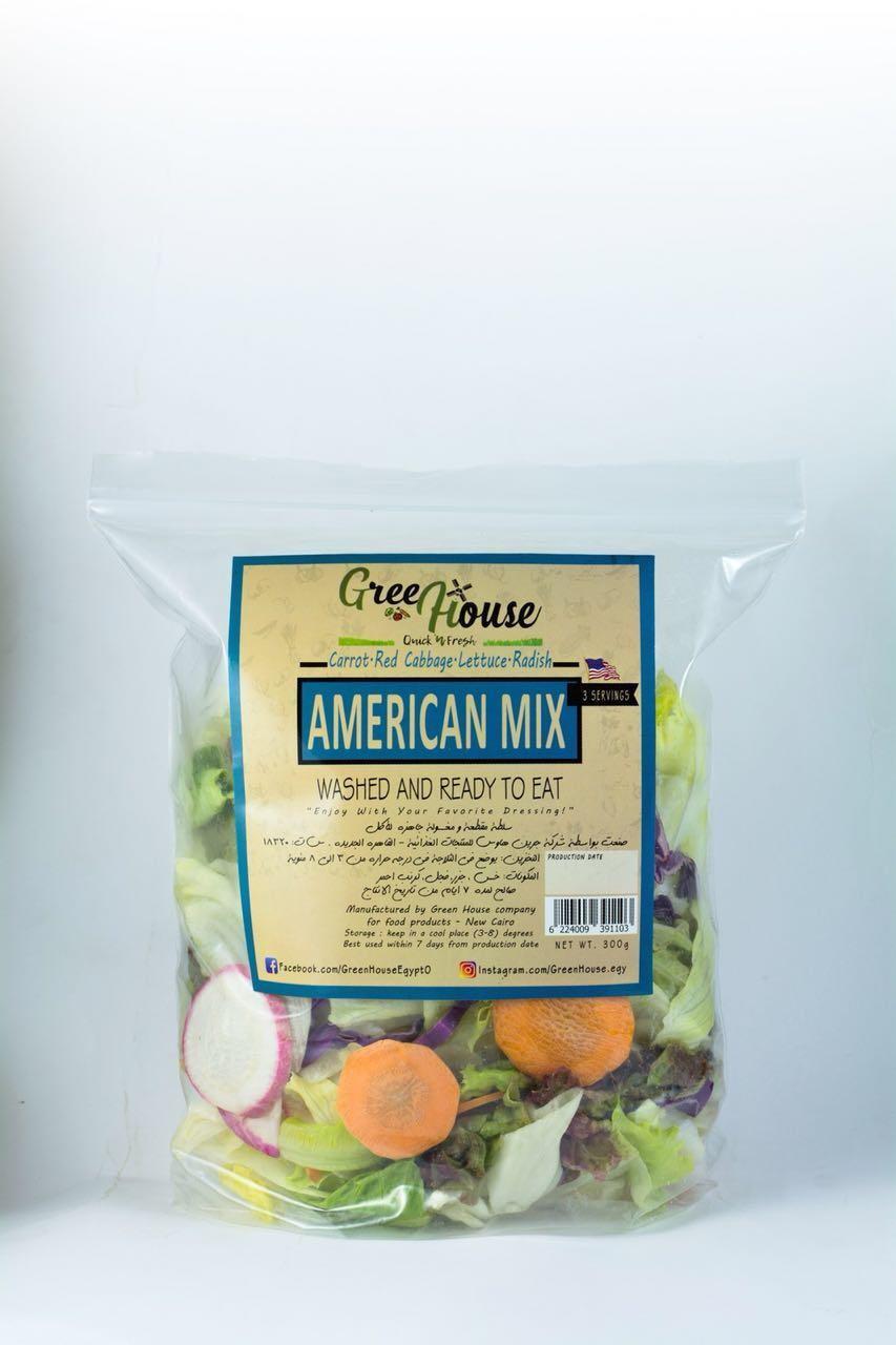 American Salad Mix خلطة سلطة امريكي