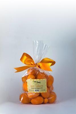 Baby carrots (350g) بيبي كاروت