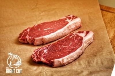 Beef Sirloin Steak سيرلوين ستيك