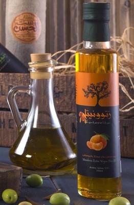 Mandarin olive oil زيت زيتون باليوسفي