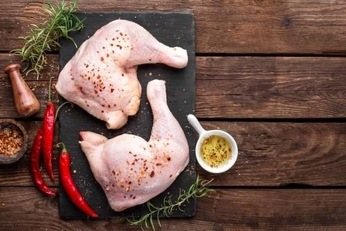 Chicken Thighs (500g) وراك فراخ