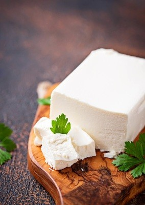 Greek feta cheese (200g) جبن فيتا يوناني