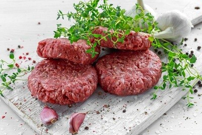 Lamb Burger (480g) برجر ضاني
