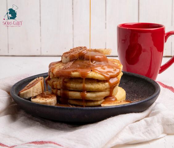 Homemade pancake mix خليط البانكيك