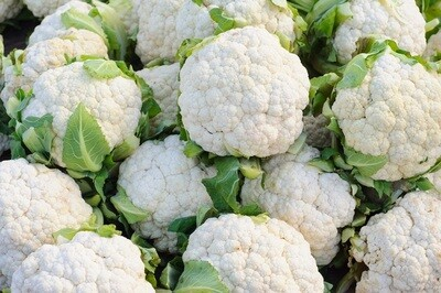 Cauliflower (per head) (قرنبيط (راس