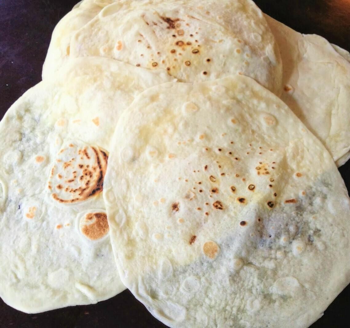 Saj bread (8) خبز الصاج