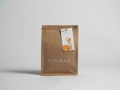 Ugandan coffee (250g) قهوه اوغندا