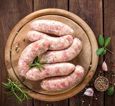 Turkey Sausages (500g) سجق رومي