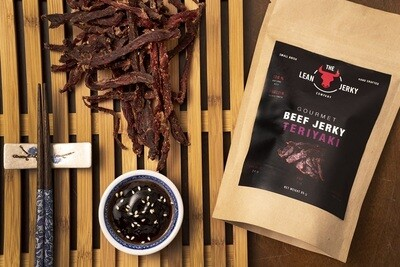 Teriyaki beef jerky (small) لحم مجفف بالترياكي