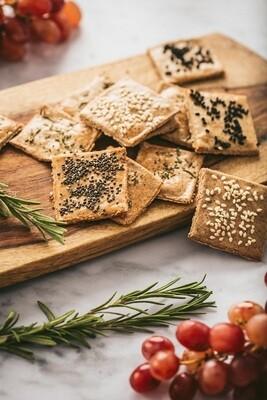 Gluten free mixed crackers (250g) كراكرز مشكل خالي من الجلوتين