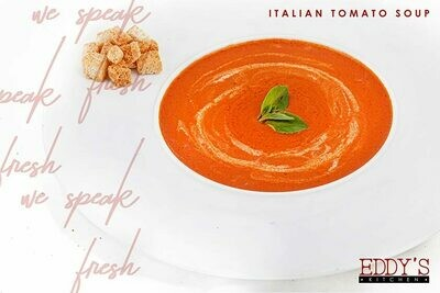 Italian Tomato Soup (1L) شوربه الطماطم الايطاليه