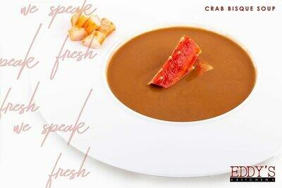 Crab Bisque Soup (1L) شوربه الكابوريا بالكريمه