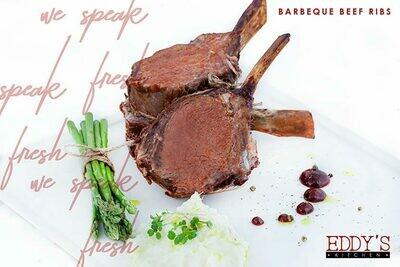 Barbeque Beef Ribs (600g) ضلوع لحم باربكيو