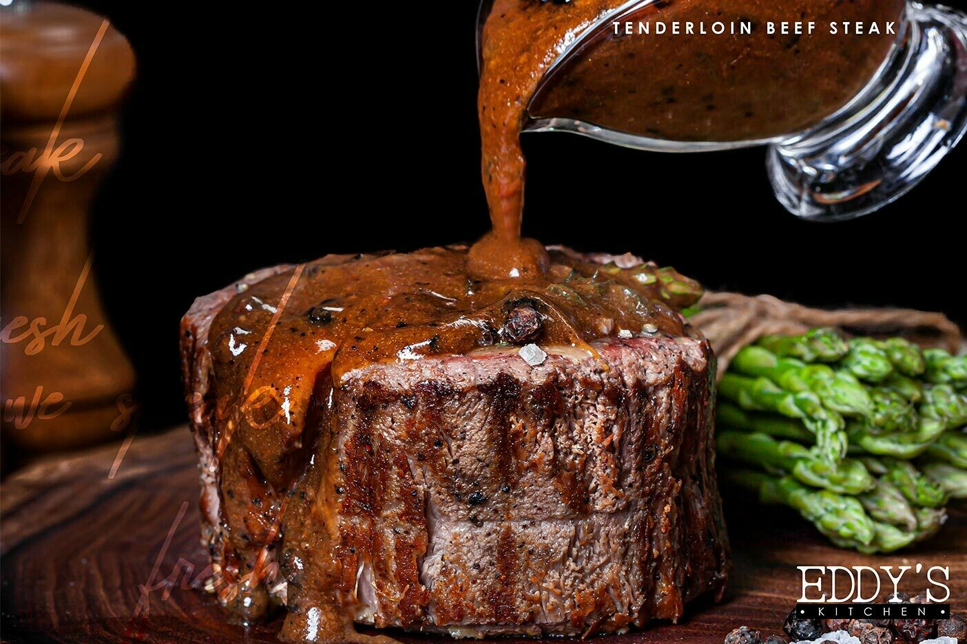 Beef Tenderloin Steak (300g) شريحة ستيك بيف تندرلوين