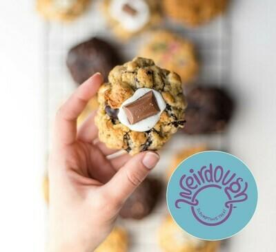 Smores Cookie (1) كوكي بالسمورز