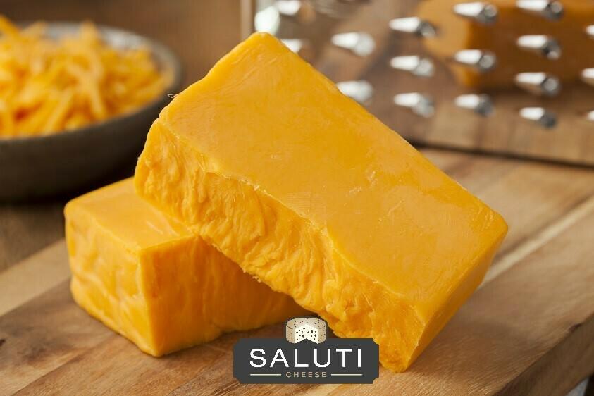 Red Leicester Cheddar Cheese (200g) جبن شيدر احمر لايستر