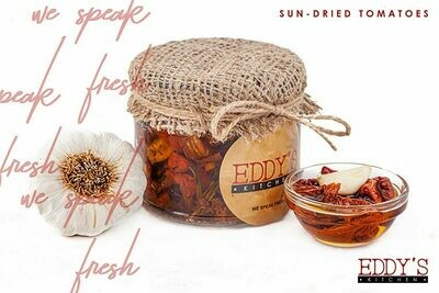 Seasoned Sundried Tomatoes (330g) طماطم مجففة بالتوابل
