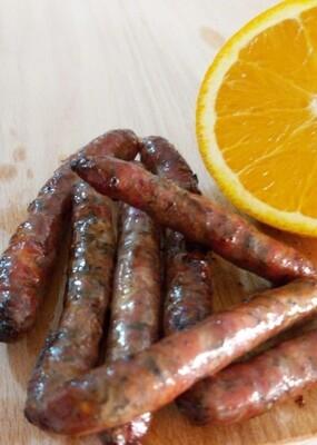 Smoked Duck Sausages (250g) سجق بط مدخن