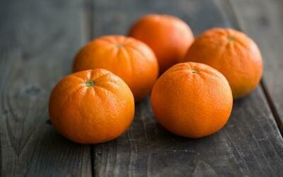 Murcott Tangerines (1 kg) يوسفي موركت