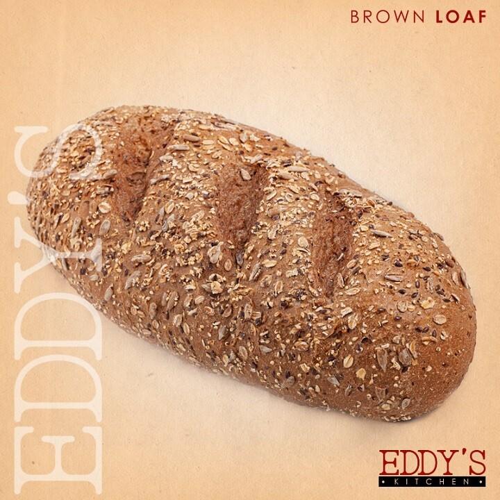 Brown Loaf (1) خبز بني