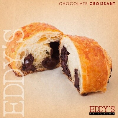 Chocolate Croissant (2) كرواسون بالشوكولاتة