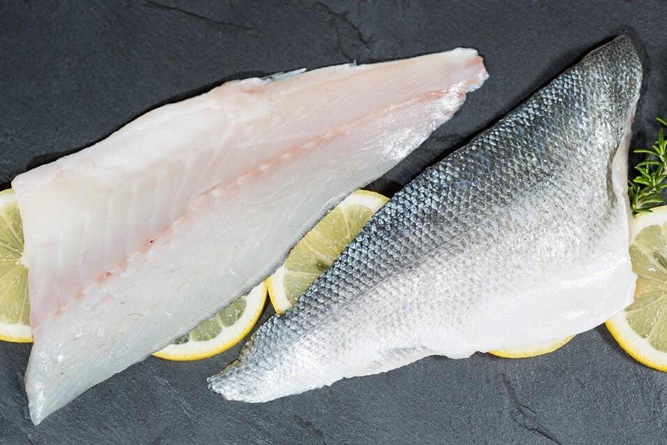 Sea Bass Fillet (1kg) فيليه قاروص