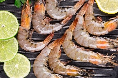 Wild Jumbo Shrimp (500g) جمبري جامبو