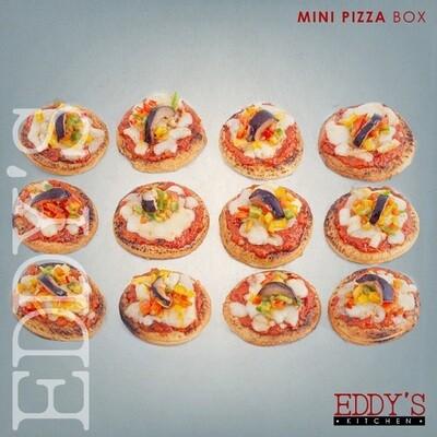 Mini Pizza Box (20) ميني بيتزا بوكس