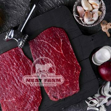 Beef Escalope (500g) اسكالوب لحم بلدي