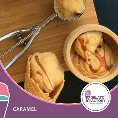 Caramel Gelato (700g) جيلاتو كاراميل
