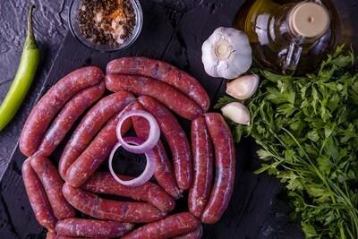 Balady Beef Sausages (500g) سجق بلدي لحم صافي