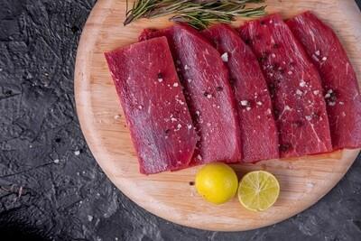 Rump Piccata (500g) بيكاتا لحم بلدي
