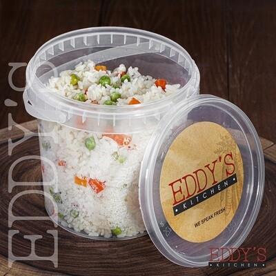 Rizi Bizi Rice (1kg) أرز بالجزر والبسلة