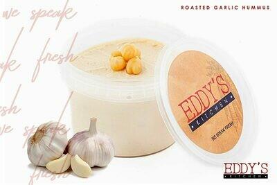 Roasted Garlic Hummus (500g) سلطه الحمص باثوم المشوي
