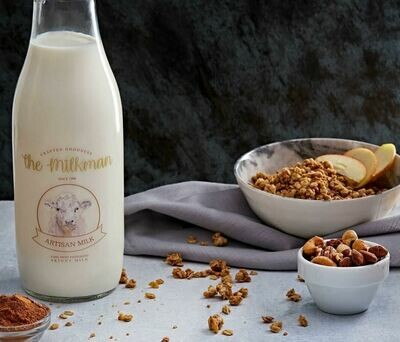 Fresh skimmed milk (1l) حليب طازج خالي الدسم
