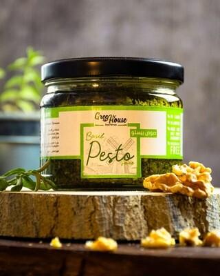 Basil Pesto Sauce صوص بيستو