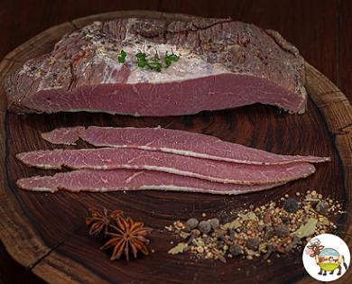 Seasoned Corned Beef (125g) كورند بيف متبل