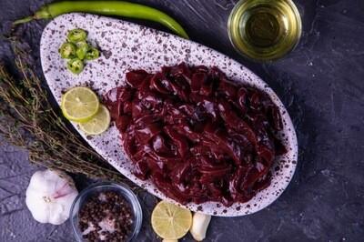Balady Alexandrian-Style Beef Liver (500g) كبدة إسكندراني بلدي