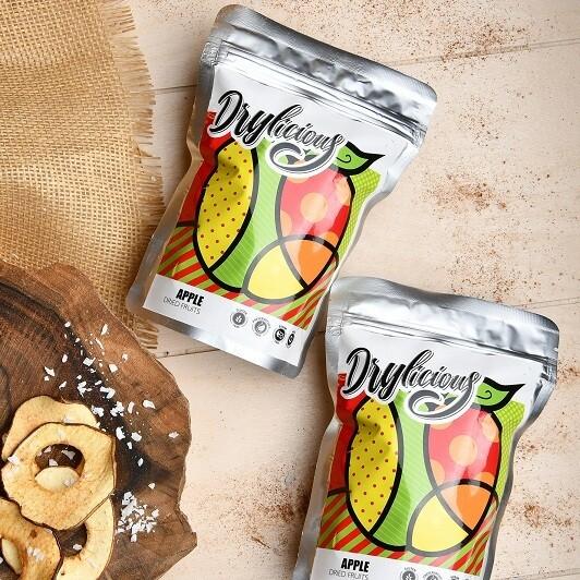 Dried Apple Crisps تفاح مجفف