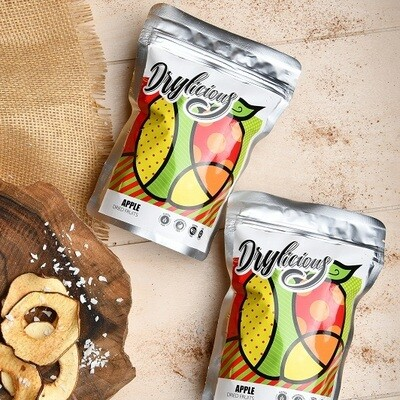 Dried Apple Crisps تفاح مجفف