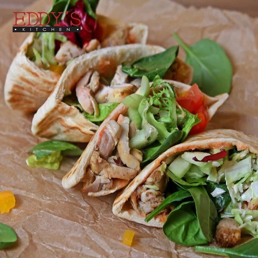 Chicken Shawarma Mini Sandwiches (8) ميني شاورما فراخ