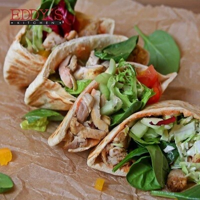 Chicken Shawarma Mini Sandwiches (8) ميني شاورما فراخ
