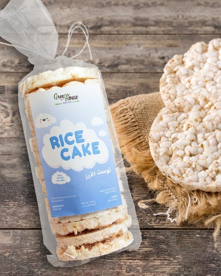 Rice Cake (100g) توست الارز