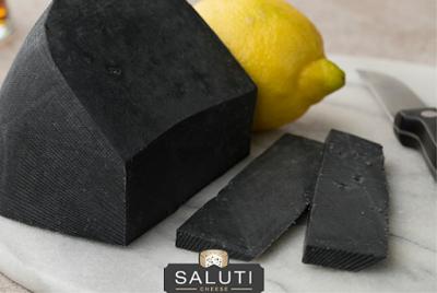 Black Lemon Gouda Cheese (250g) جبن جودة ليمون اسود