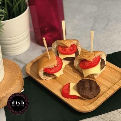 Gluten-Free Mini Burger (400g) مينى برجر خالي من الجلوتين