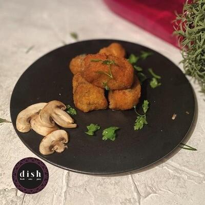 Gluten-Free Mushroom Croquettes (300g) بطاطس كروكت بالمشروم خالي من الجلوتين