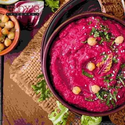 Beetroot Hummus (500g) حمص مع البنجر
