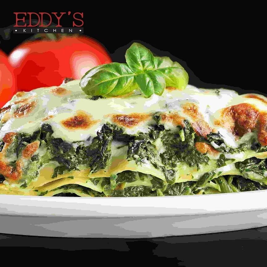 Spinach Lasagna (600g) لازانيا بالسبانخ