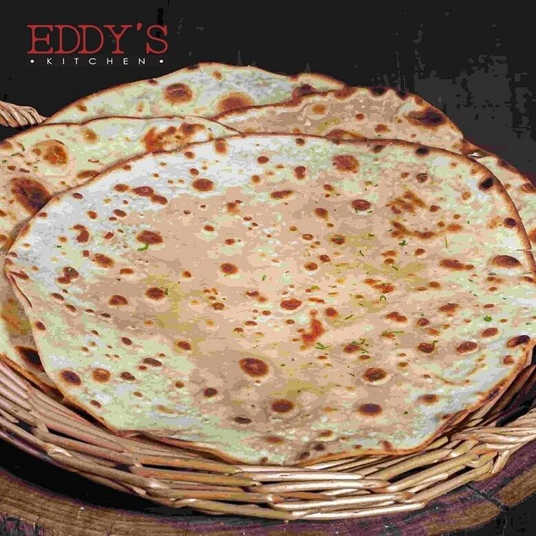 Indian Naan Bread (5) عيش النان الهندي